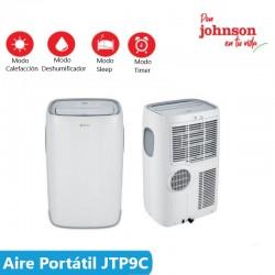 Aire Portatil Johnson JTP9C