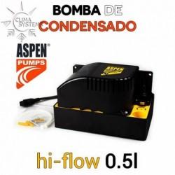 BOMBA DE CONDENSADO ASPEN hi-flow 0.5l