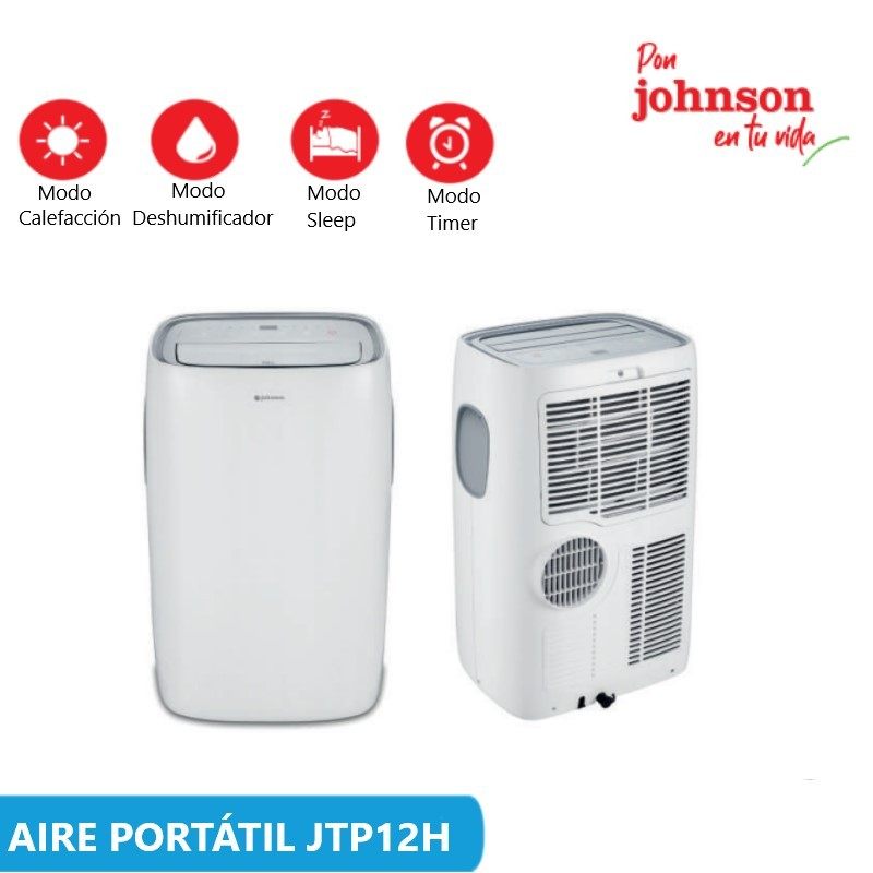 Portatil Johnson JTP12H