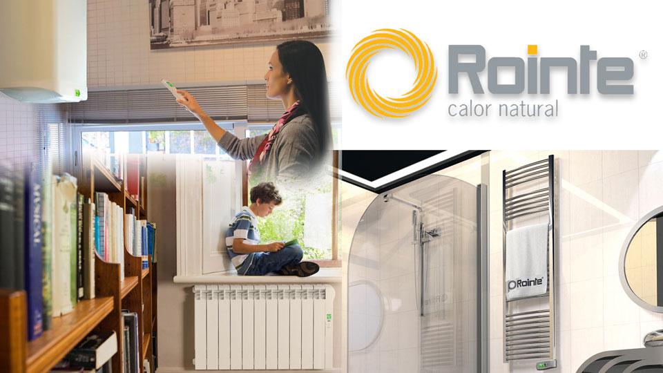 Rointe Calefaccion y ACS Digital