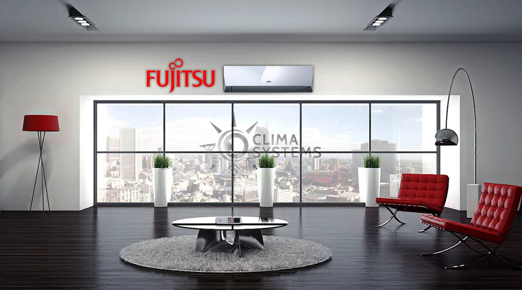 Split Inverter Fujitsu